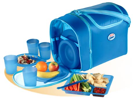 Сумка холодильник Thermos Picnic Cool Bag Set 20L