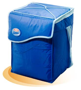 Сумка-холодильник Large Family Soft Cool Box(27L)