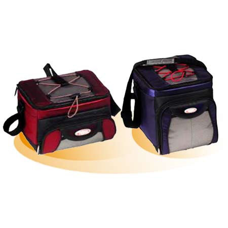 Сумка-холодильник Foldaway 20 Can Cooler Day Pack 22L Burgund