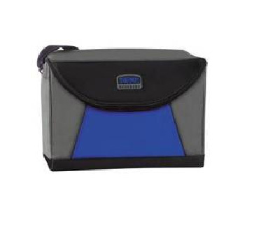 Сумка-холодильник Thermos Geo Trek - Quick Access 6 Can Cooler Blue