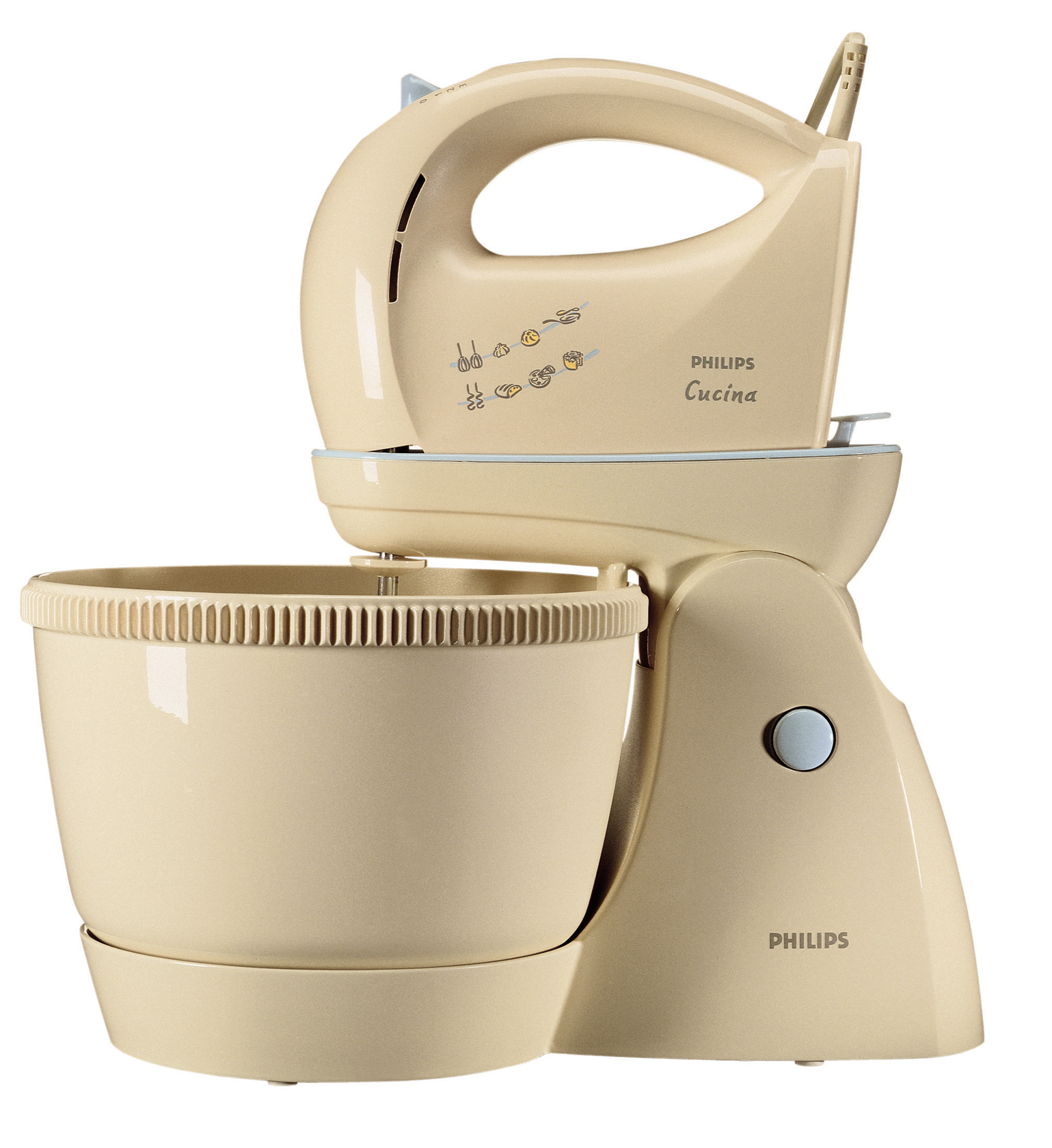 Миксер с чашей Philips HR1565/55 CUCINA