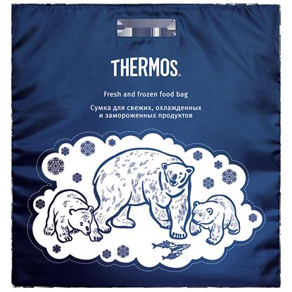 Сумка-холодильник Thermos Shopping bag 34л