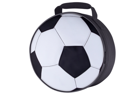 Сумка-холодильник Thermos Black Soccer Novelty Lunck Kit