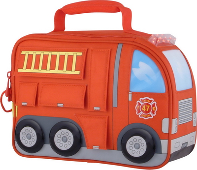 Сумка-холодильник Thermos Firetruck Soft Lunch Kit