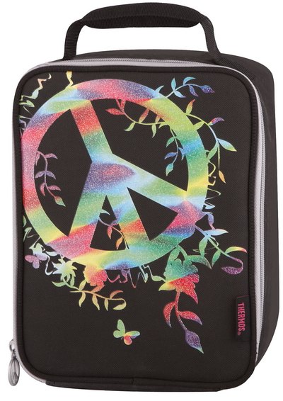 Сумка-холодильник Thermos Peace Sign Upright Lunch Kit