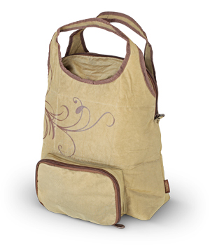 Сумка-холодильник Thermos Weekend Foldable Tote - Brown 12L