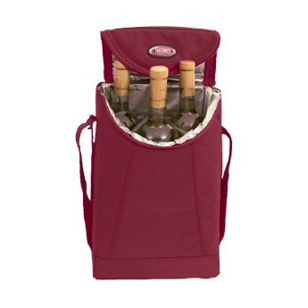 Сумка-холодильник  Wine cooler for 3 bottle (сумка-термос)
