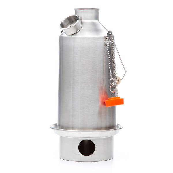 Самовар Kelly Kettle Base Camp Steel 1,6 L